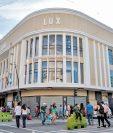 Hoy, el teatro Lux acoge las oficinas del Centro Cultural de España en Guatemala y al Café Saúl. Foto Prensa Libre: Roberto Villalobos Viato.