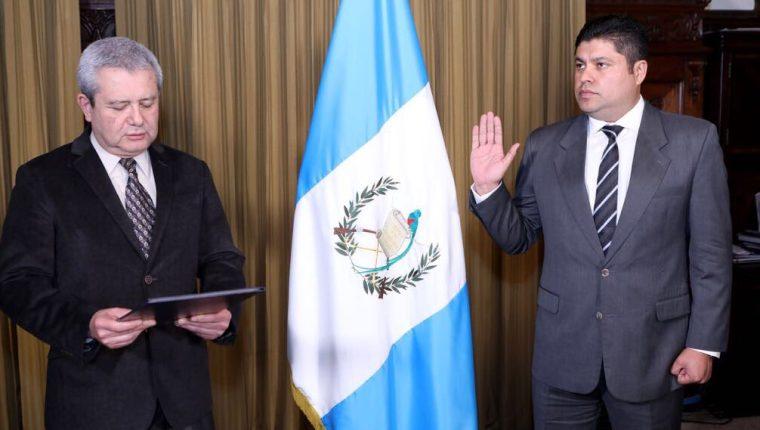El nuevo viceministro del Deporte y la Recreación prestaba servicios técnicos en el Inguat. (Foto Prensa Libre: Micude)