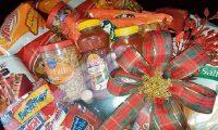 canasta ejecutiva  es la que contiene producto nacional e importado, en su mayoría dulces.