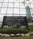 <span>Edificio</span> <span>donde se encuentra el</span> <span>bufete de </span><span>Mossack</span> <span>Fonseca</span> en <span>Panamá.(AP).</span>