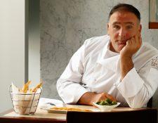 El chef español-estadounidense José Andrés es propietario de una veintena de establecimientos. En 2016 fue condecorado por Barack Obama con la Medalla Nacional de las Humanidades de EE. UU. por su labor humanitaria. (Foto: Hemeroteca PL).