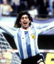 Kempes fue campeón con Argentina en 1978. (Foto Prensa Libre: Hemeroteca)
