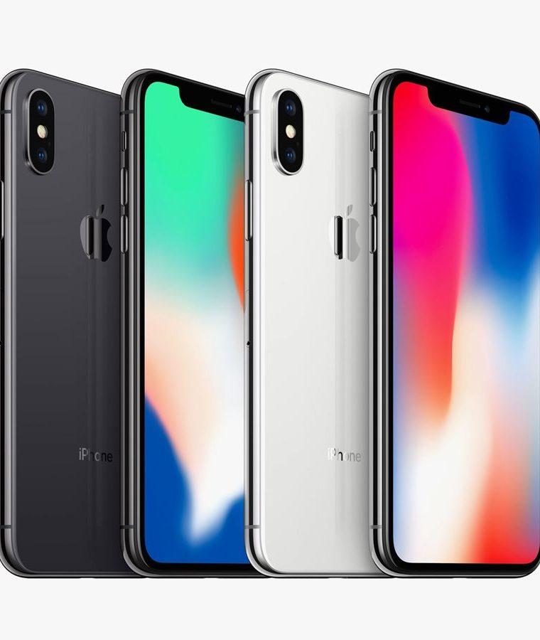 El iPhone X se conserva como uno de los teléfonos preferidos, pese a su precio (Foto Prensa Libre: Apple).