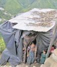 El déficit de vivienda es uno de los problemas no atendidos. (Foto Prensa Libre: Hemeroteca PL)
