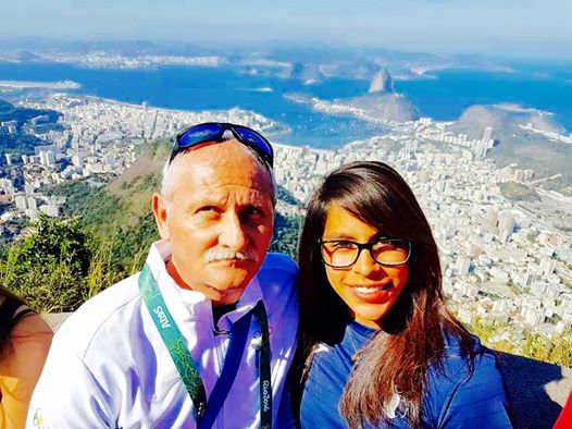 Los 24 días de felicidad de la gimnasta Sofía Gómez en Río de Janeiro