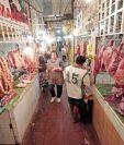 Según ganaderos, en el área rural del país hay suficiente oferta de reses.(Foto Prensa Libre:Hemeroteca PL)