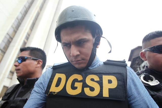 Jabes Meda fue ligado a proceso penal por atropellar a un grupo de estudiantes el 26 de abril en la Calzada San Juan. (Foto Prensa Libre: Hemeroteca PL)