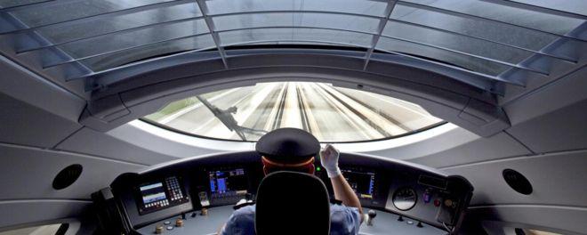 ¿Es el tren el medio de transporte de lujo del futuro? (GETTY IMAGES)