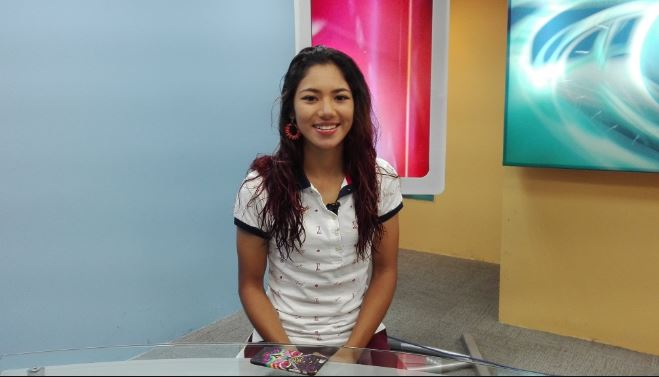 Dalia Soberanis compartirá en La Entrevista TD acerca de su más reciente logró en el Mundial de Patinaje. (Foto Prensa Libre: Hemeroteca PL)