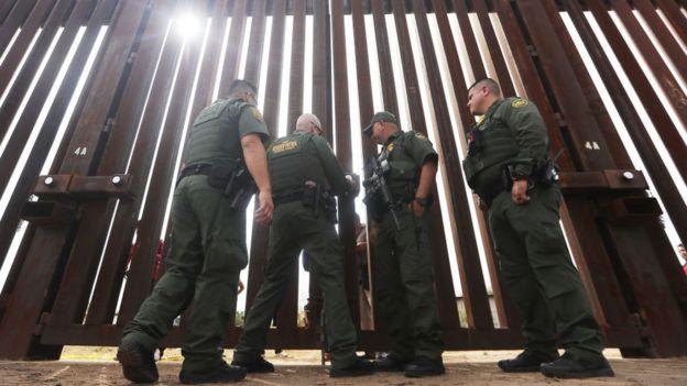 El Partido Republicano aboga por leyes fronterizas más estrictas. GETTY IMAGES