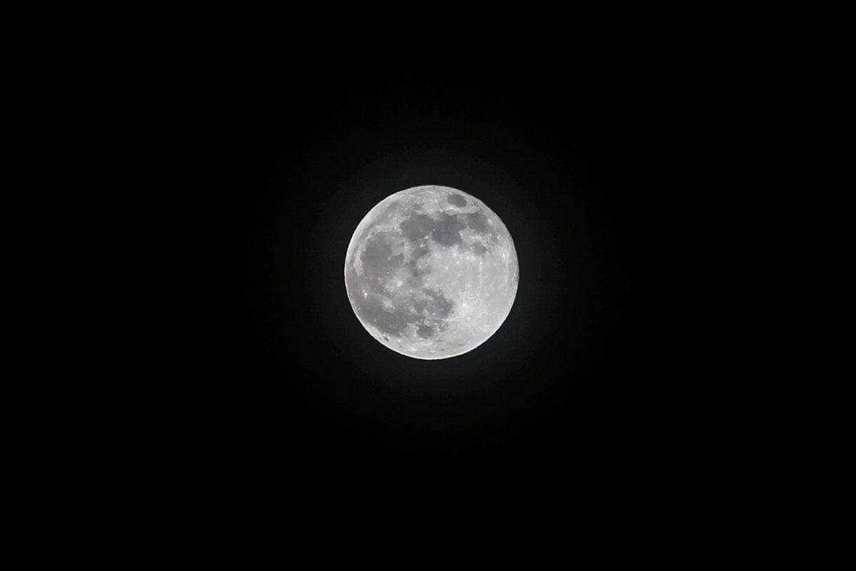 Luna llena brillará en la Natividad