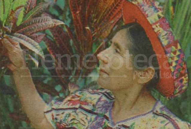Foto de Concepción Ramírez Mendoza en 1996. (Foto: Hemeroteca PL)