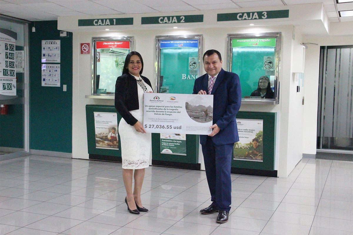 Apoyo de Banco Azteca