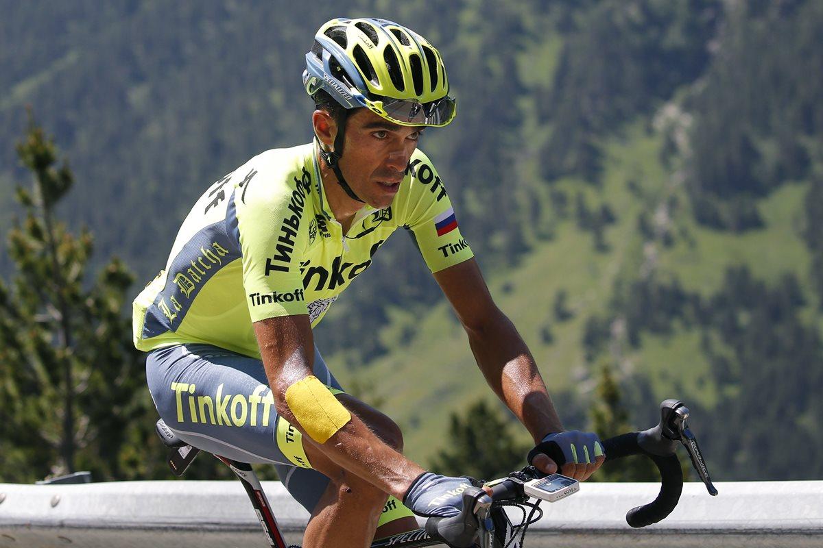 Alberto Contador anuncia su retiro del ciclismo