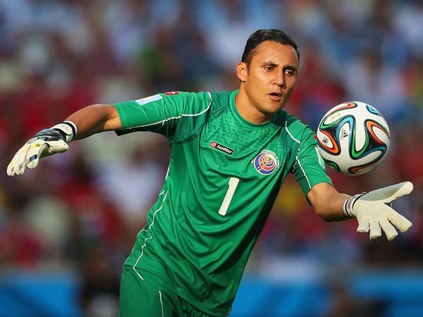 Keylor es el hombre a seguir con la selección de Costa Rica