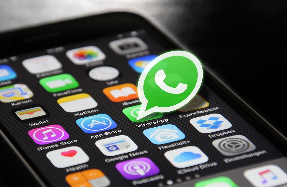 WhatsApp es una de las aplicaciones más utilizadas en el mundo (Foto Prensa Libre: Pixabay).