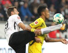 El Dortmund aún sufre problemas para ganar en la Bundesliga y Champions League. (Foto Prensa Libre: AFP)