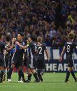 Los japoneses competirán por segunda ocasión en la Copa América. (Foto Prensa Libre: Hemeroteca PL)
