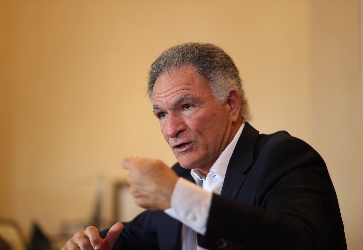 """Dionisio Gutiérrez: """"Soy intolerante con la corrupción y la impunidad"""""""