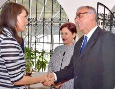 La embajadora de EE. UU. en Naciones Unidas invitó a la Cicig a no involucrarse en política. (Foto Prensa Libre: Hemeroteca PL)