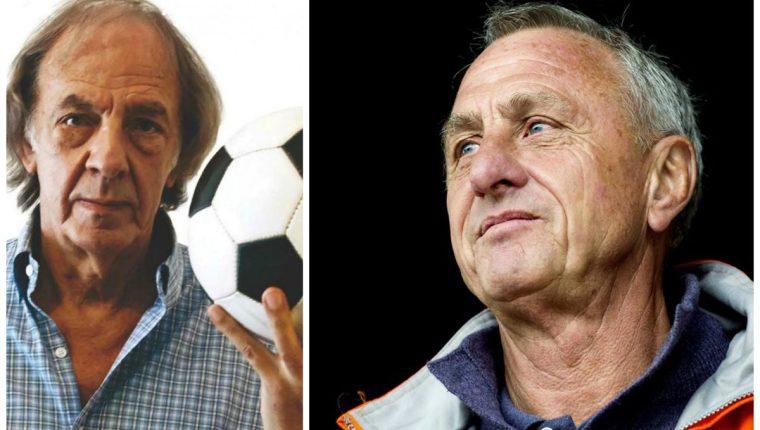 Luis Menotti recordó a Johan Cruyff días después de sus fallecimiento. (Foto Prensa Libre).