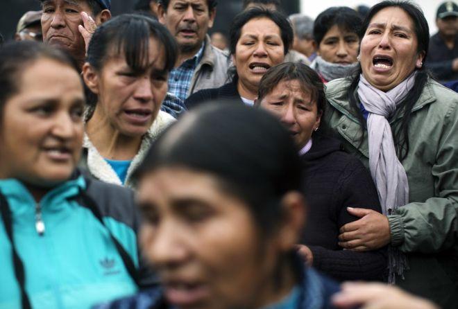 """Accomarca: la masacre detrás de la histórica condena de cárcel contra """"El carnicero de los Andes"""" y otros 9 militares en Perú"""