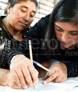 Entre 2001 y 2004 los estudiantes de último año de diversificado debían alfabetizar para poder graduarse. (Foto: Hemeroteca PL)