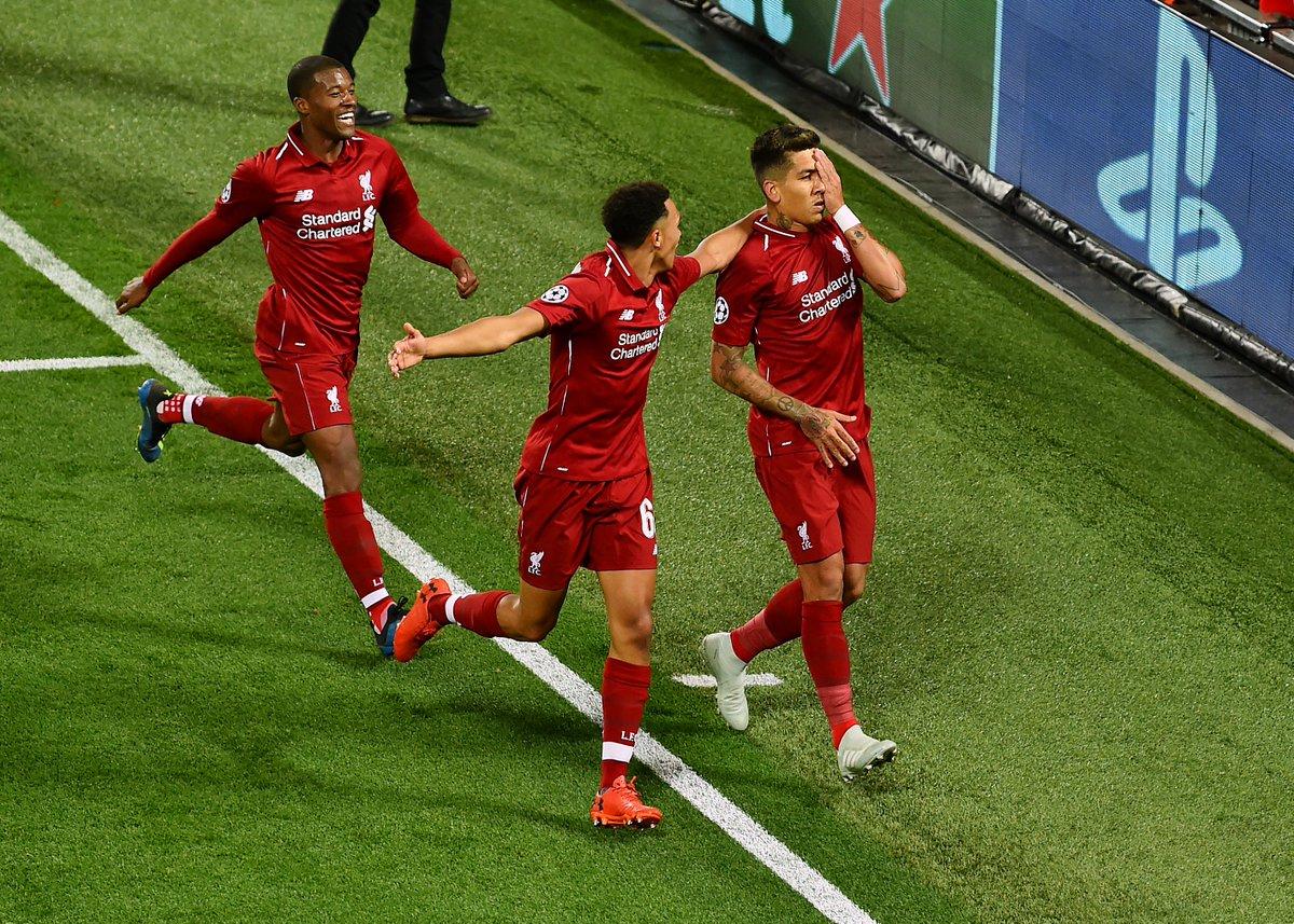 El Liverpool impone su jerarquía y corazón para liquidar al PSG con gol de Firmino
