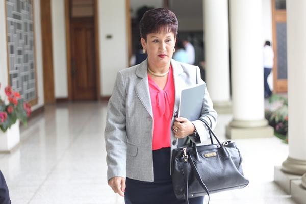Thelma Aldana es la nueva jefa del Ministerio Público. (Foto Prensa Libre: Archivo)