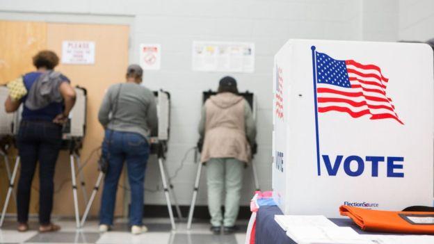 Durante las elecciones de medio término se renovará la mayor parte del Congreso. GETTY IMAGES
