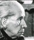 El escritor guatemalteco Luis Cardoza y Aragón nació en 1901. (Foto: Hemeroteca PL)