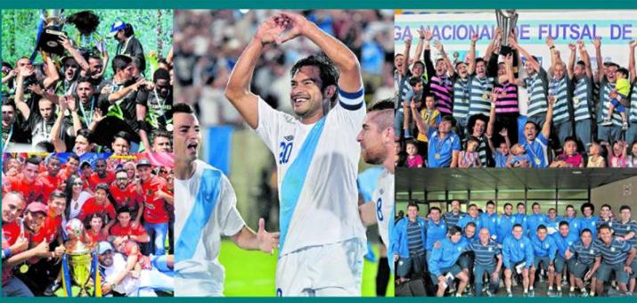 Los procesos de selección, masculinos y femeninos, en sus distintas categorías y los clubes campeones de la Liga Nacional y del futsal han dejado de exponerse internacionalmente desde el 28 de octubre del 2016. (Foto Prensa Libre: Hemeroteca PL)