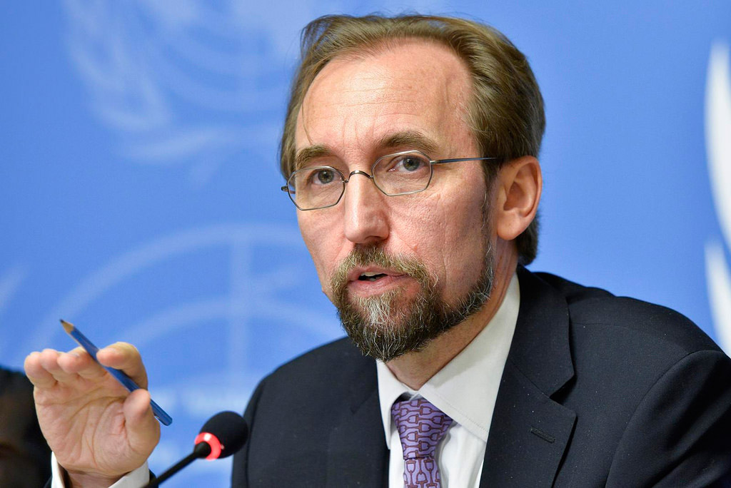 Alto comisionado de ONU llega a Guatemala para verificar situación de DDHH