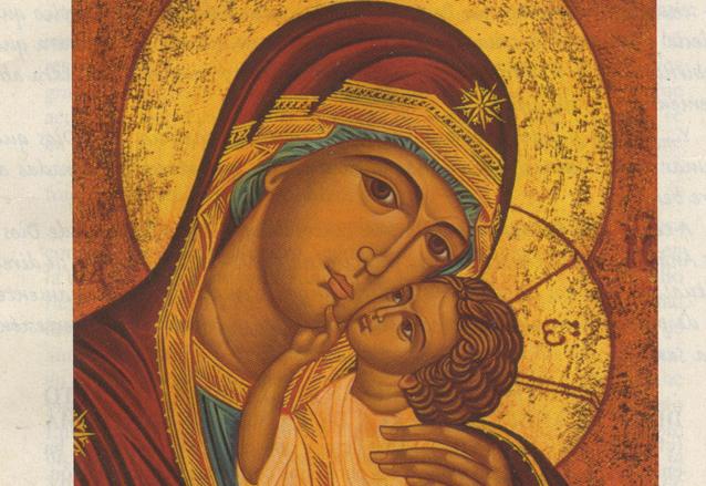 La riqueza de los íconos de la Virgen