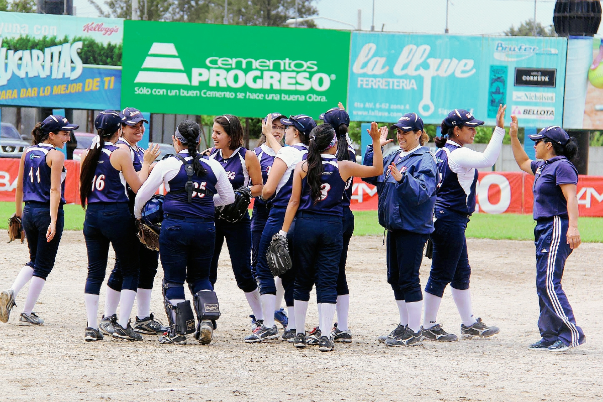 Usac y Laquetín se citan en la final del Softbol Mayor Femenino