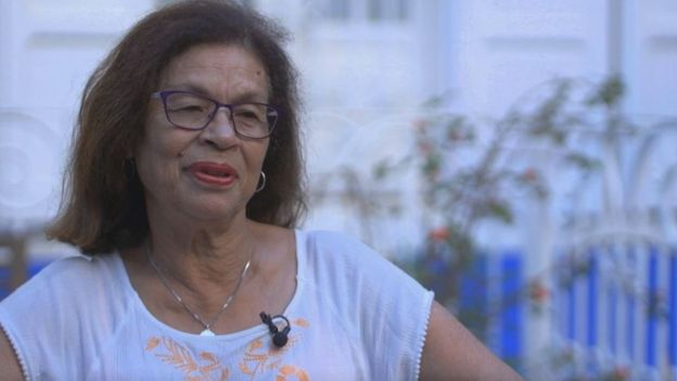 Marlène forma parte del creciente grupo de niños de Reunión que le piden a Francia una disculpa y compensación financiera.