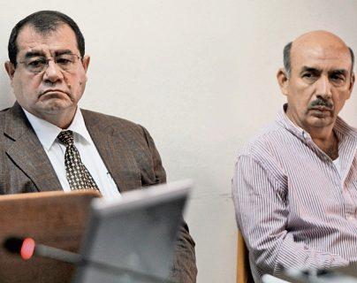 CSJ deja firme pena contra Jacobo Salán y Napoleón Rojas