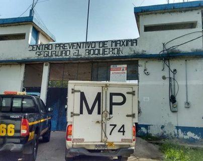 La fuga ocurrió en 2016 en la Cárcel de Máxima Seguridad El Boquerón, en Santa Rosa. (Foto Prensa Libre: Hemeroteca)