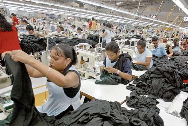 El sector de vestuario y confección proyecta crecer este año 12% en exportaciones frente a lo vendido en el 2017. (Foto, Prensa Libre: Hemeroteca PL).