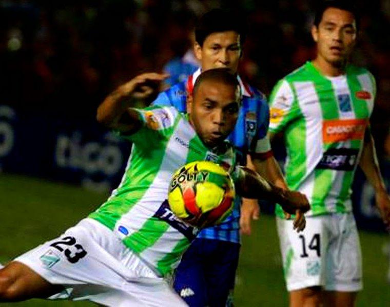 Thiago dos Santos llegó a Bolivia para jugar con el Nacional. (Foto Prensa Libre: redes)