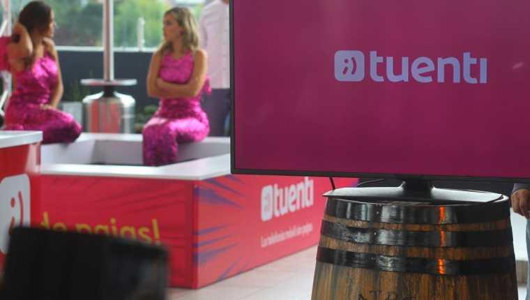 La empresa Tuenti se presentó de manera oficial en Guatemala y se convierte en el quinto país de Latinoamérica en contar con la presencia de la marca. (Foto Prensa Libre: Álvaro Interiano)