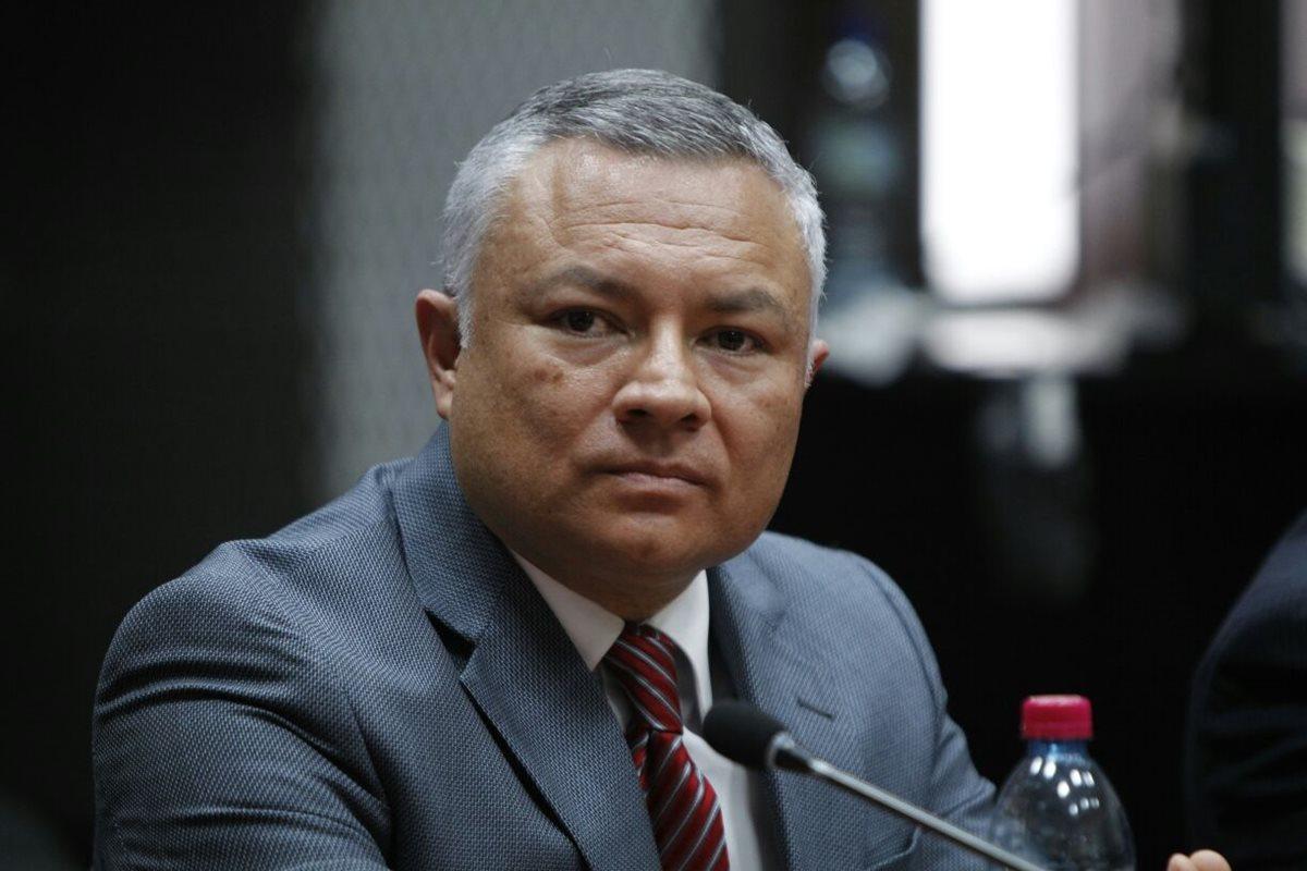 Salvador González fue absuelto en el Juzgado Tercero Penal en el caso Bufete de la Impunidad. (Foto Prensa Libre: Hemeroteca PL)