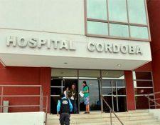 El árbitro murio en un hospital de Cordoba. (Foto Prensa Libre: Tomada de internet)