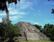 Parque Nacional Yaxhá. (Foto: Hemeroteca PL)