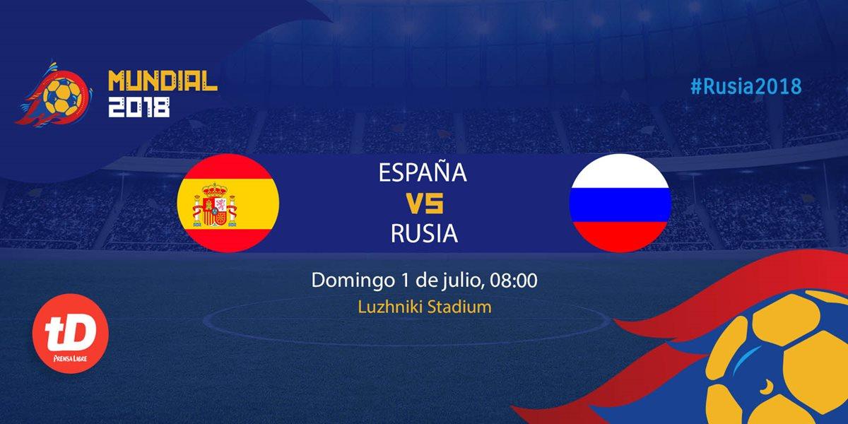 EN DIRECTO | España vs Rusia