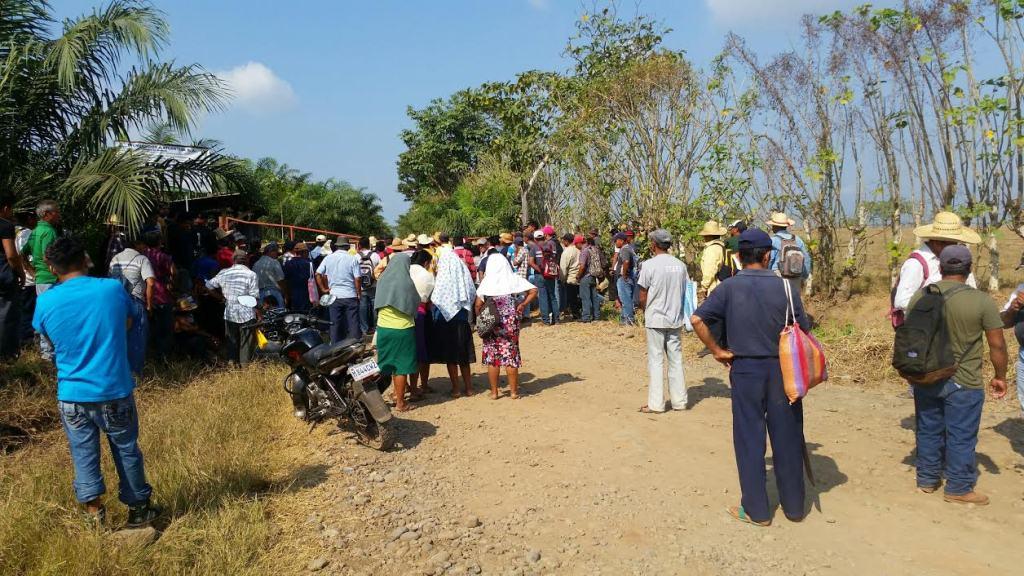 Campesinos rechazan desvío de ríos y tala