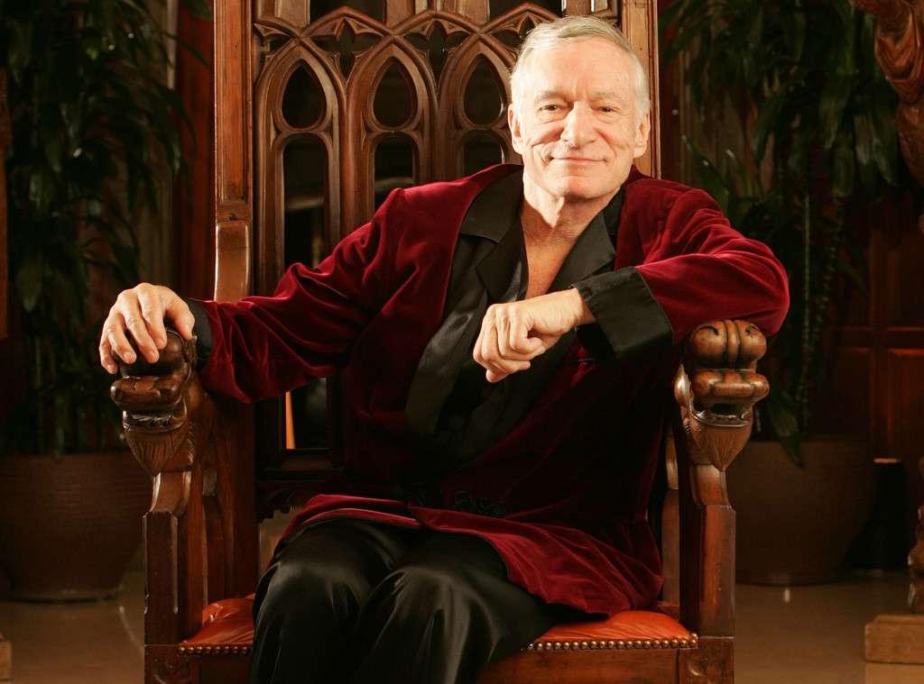 Hugh Hefner, el magnate fundador de Playboy, falleció el 27 de septiembre de 2017, a los 91 años. (Foto: Hemeroteca PL).
