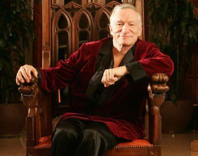 Subastan objetos deHugh Hefner, fundador de Playboy, en Los Ángeles