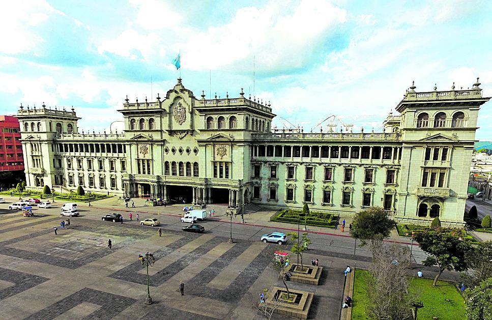 Palacio Nacional de la Cultura, antes Palacio Nacional, escenario de la firma del Acuerdo de paz firme y duradera. (Foto: Hemeroteca PL)