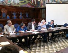 La Comisión de Derechos Humanos del Congreso resolvió archivar una solicitud en contra del procurador Jordán Rodas. (Foto Prensa Libre: Carlos Álvarez)